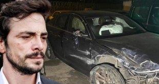Ahmet Kural Alkollü Araç Kullanırken Trafik Kazası Yaptı!
