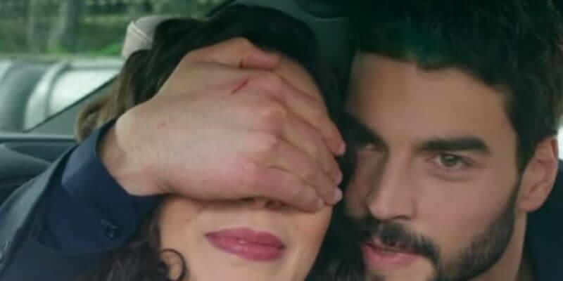 Miran'dan Reyyan'a Sevgililer Günü Süprizi