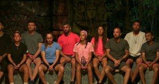Survivor 2. Hafta İlk Eleme Adayı Belli Oldu!