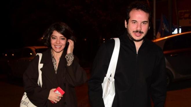 Selin Şekerci ve Murat Can Oğuz