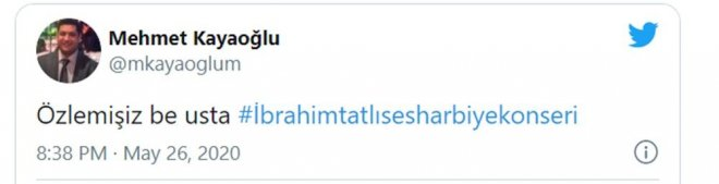 İbrahim Tatlıses Trend Topic Oldu