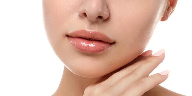 Doğru dudak estetiği