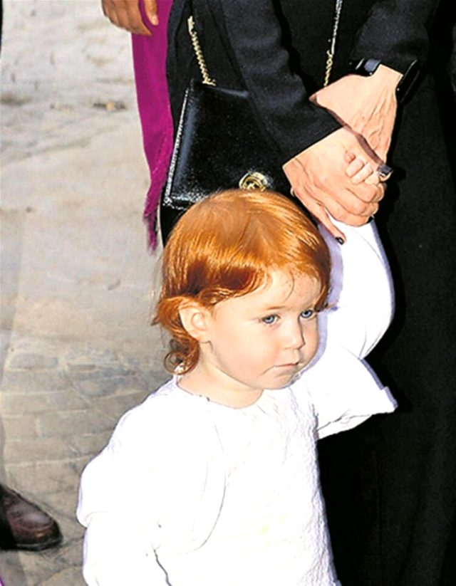 Gökhan Özoğuz'un Kızı Ayşe Derya'nın Fotoğrafları