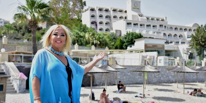 Safiye Soyman Otel Kapattı