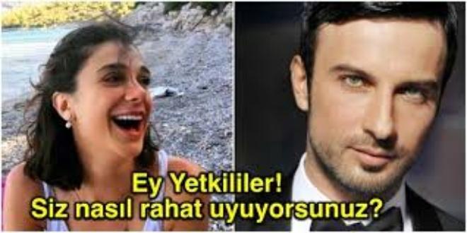 Tarkan'ın Pınar Gültekin Paylaşımı