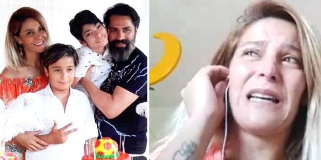 Çılgın Sedat'ın Karısı Gözyaşlarına Boğuldu..