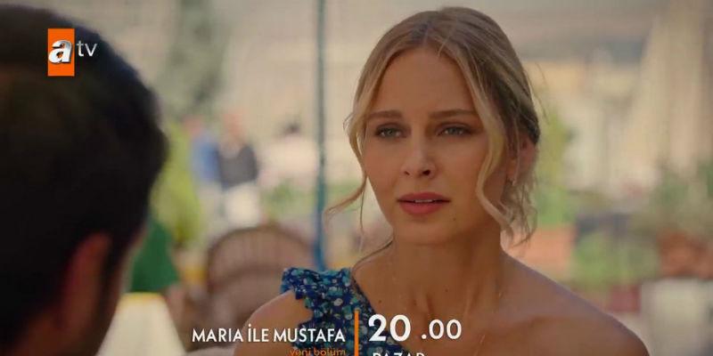 Maria Gonca'nın Sırrını Mustafa'ya Söyleyecek Mi