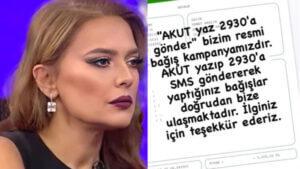 Demet Akalın, Aleyna Tilki'ye Tepki Gösterdi!