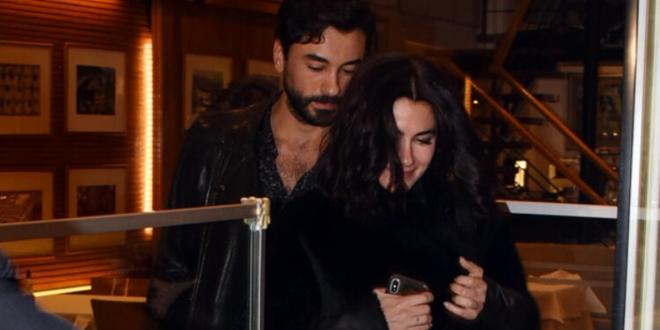 Nesrin Cevadzade ve Gökhan Alkan Evlilik Yolundaki İlk Adımı Attı