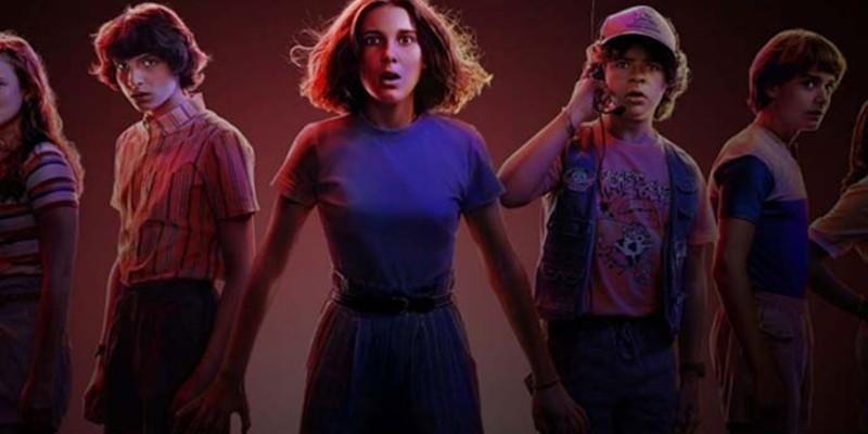 Netflix Stranger Things'in 4. Sezonuna Katılan Sürpriz Oyuncuları Duyurdu