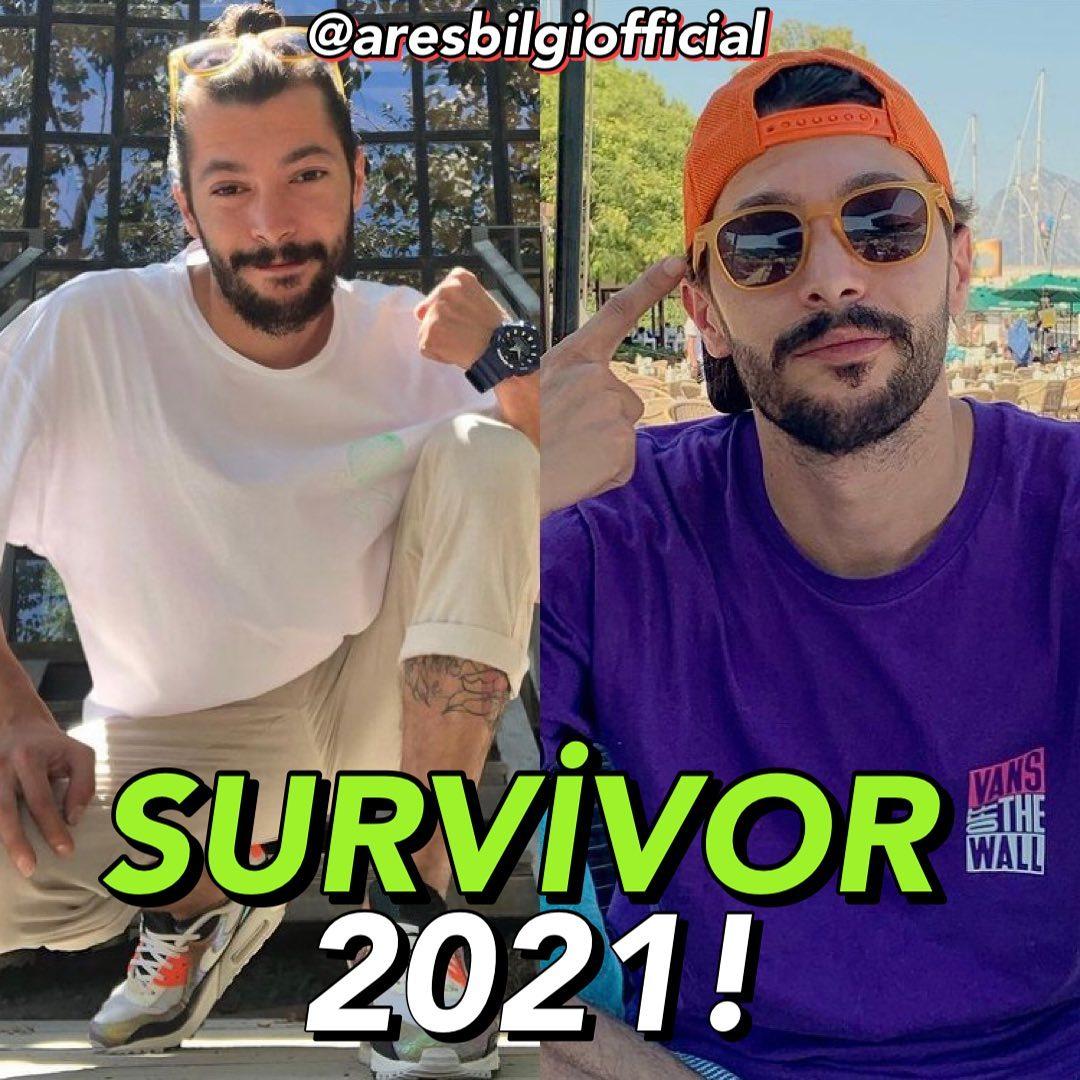 Survivor 2021'de İlk Katılan Gönüllü takımı yarışmacısı