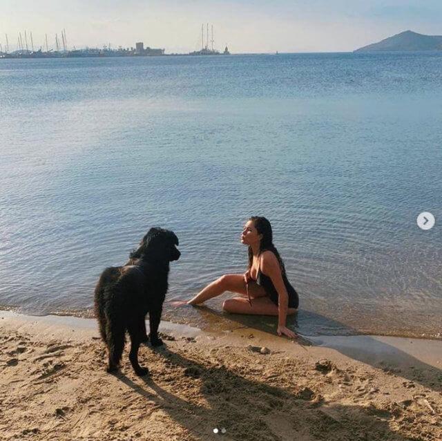 Tuğba Altıntop: Ruhumu Bodrum sularına bıraktım