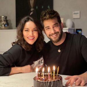 Ezgi Mola, Enis Arıkan'ın Doğum Gününü Kutladı!