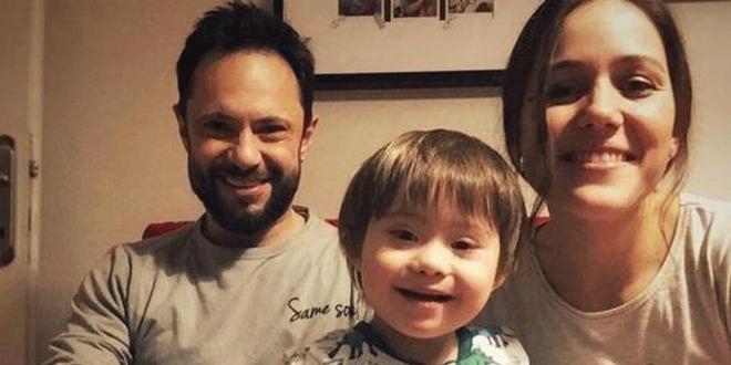 Özgün Ailesiyle Birlikte Doğanın Tadını Çıkardı