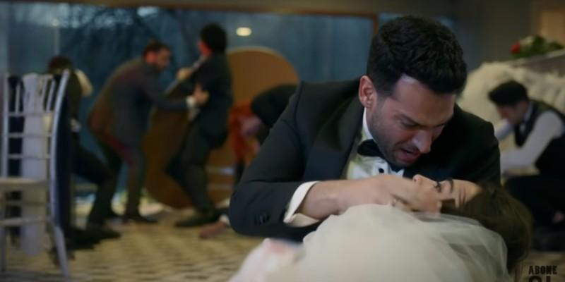 Sibel Düğün Gününde Vuruluyor