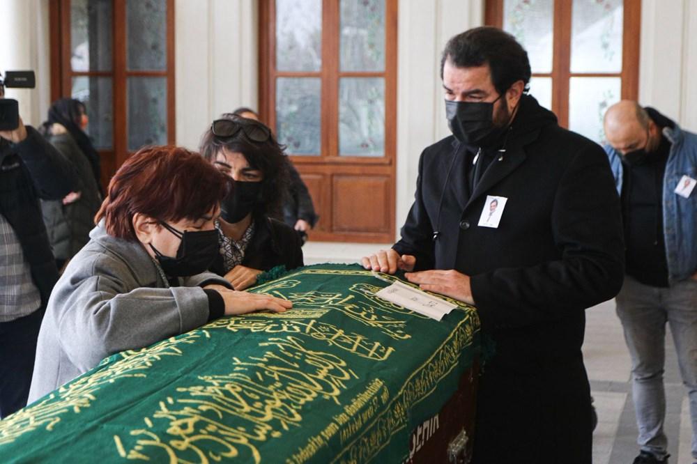 Karahan Çantay'ın cenazesi