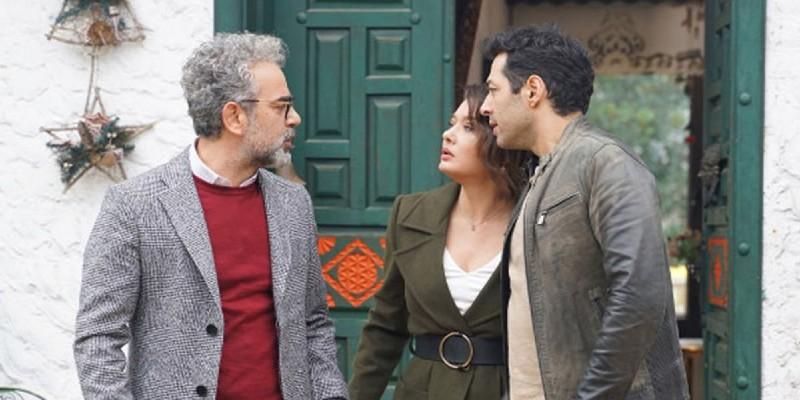 Ahmet Sinan'ın Zeynep'le Evlenmesine Karşı Çıkıyor