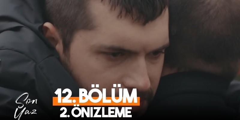 Akgün Gitmeden Selim'e Sarılıyor