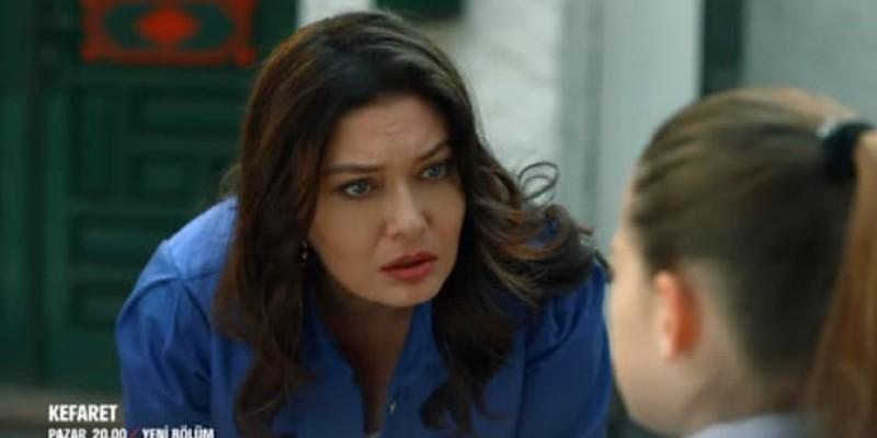 Zeynep Arzu'yu Ahmet'in Sakladığını Öğreniyor