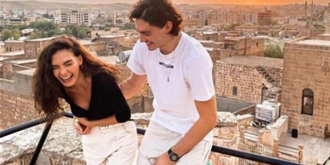 Ebru Şahin ve Cedi Osman'ın Romantik Mesajları