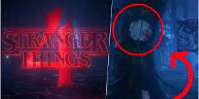 Netflix Stranger Things 'in Dördüncü Sezon Fragmanı