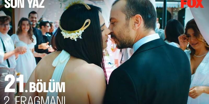 Canan İle Selim'e Sürpriz Düğün