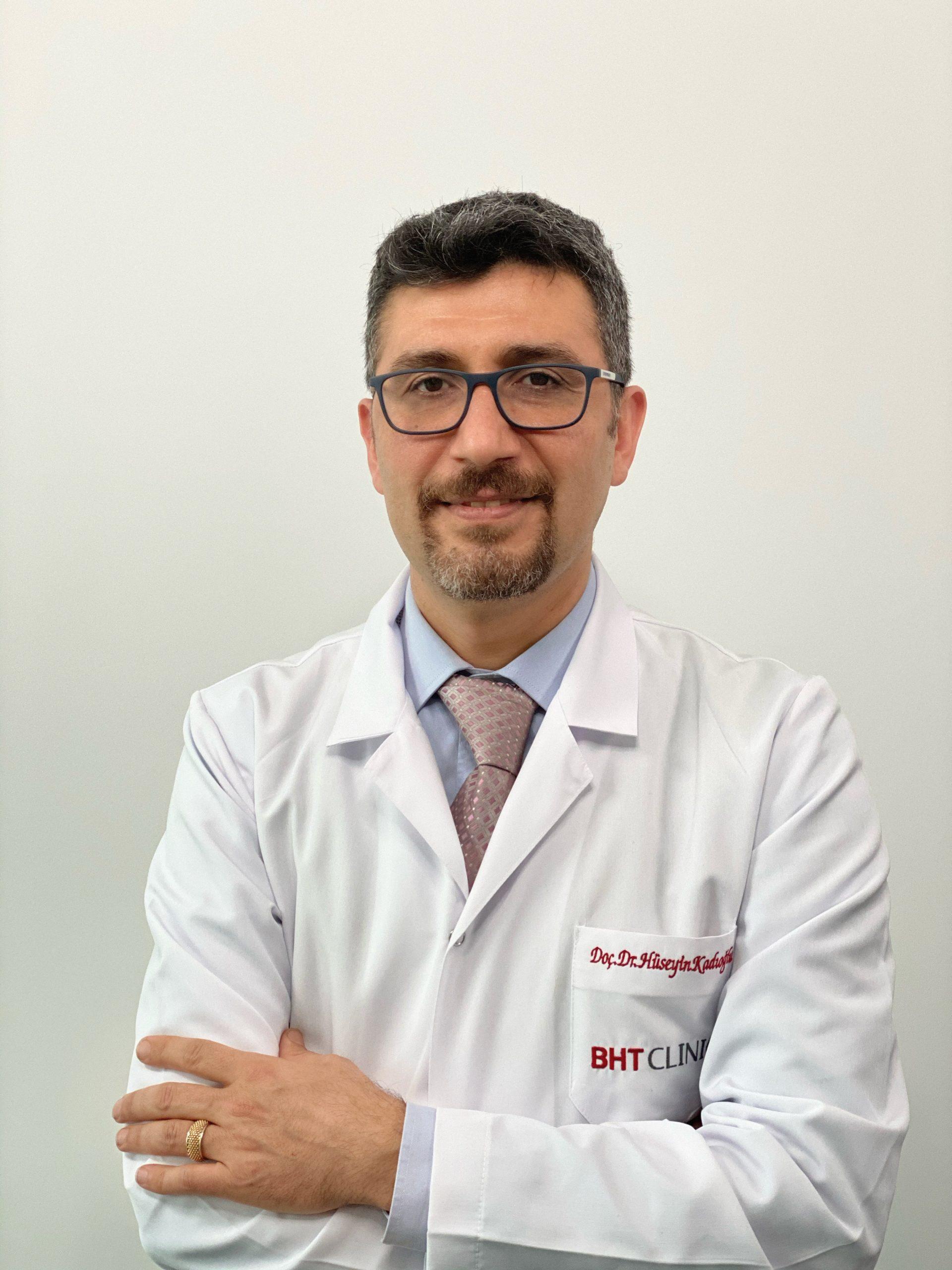 Doç. Dr. Hüseyin KADIOĞLU