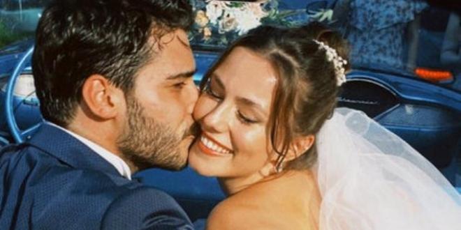 Berkay Hardal ve Dilan Telkök Çiftinden Sürpriz Düğün
