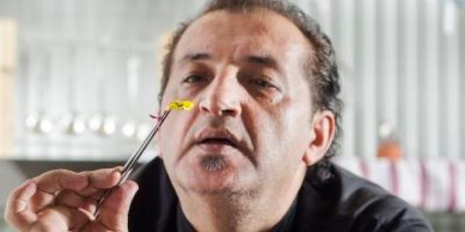 Masterchef Mehmet Yalçınkaya'nın İlk Kitabı: Denizden...