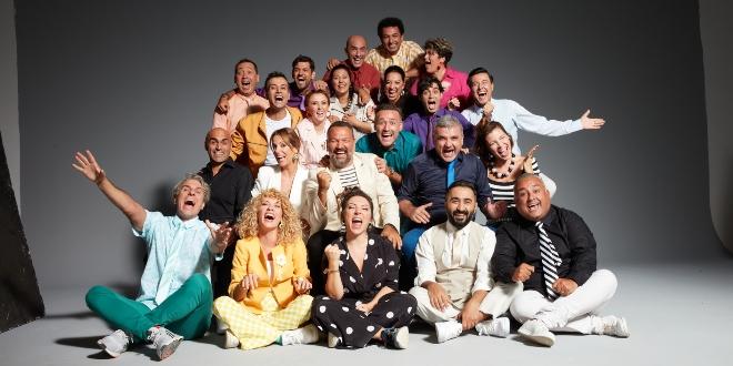 Güldür Güldür Show Ekibi Kahkahalar ile Buluştu!