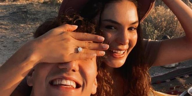 Ebru Şahin'in Yüzüğünün Fiyatı Dudak Uçuklattı!
