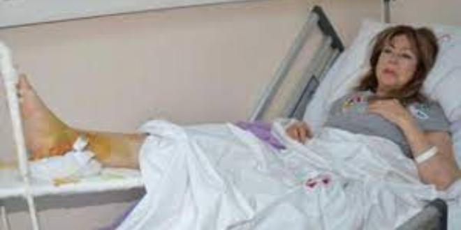 Aynur Aydın Hastaneye Kaldırıldı