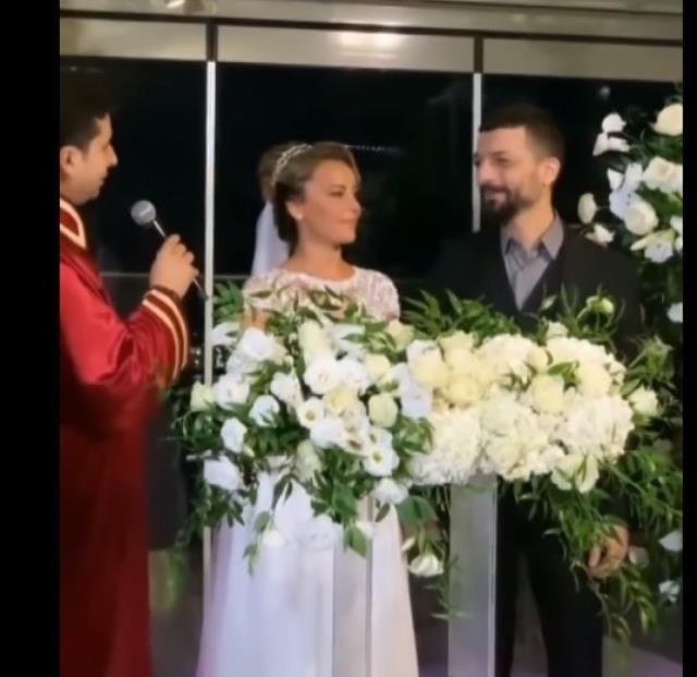 Vildan Atasever Mehmet Erdem Düğün