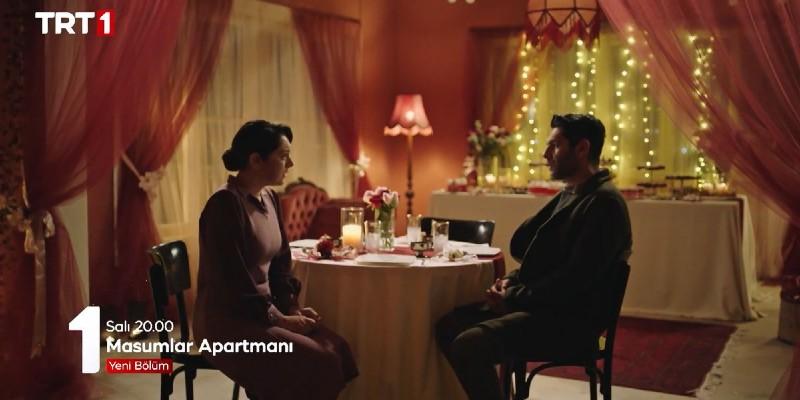 Naci Safiye'ye Evlenme Teklif Ediyor