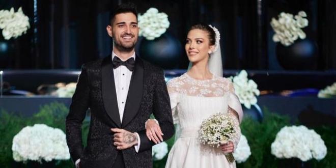 Yasemin Şefkatli ve İdo Tatlıses Evlendi
